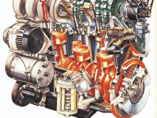 VAG VR6/R32 2.8l - 3.2l