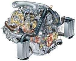 Audi 2.7T V6 Engine